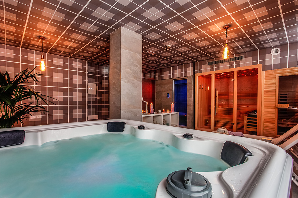 Evo Boutique Hotel | Private SPA